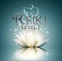 reiki cursus level 1