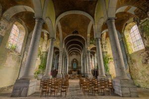 Achtergelaten kerk